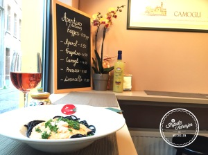 Camogli Mechelen - Italiaanse meeneemspecialiteiten